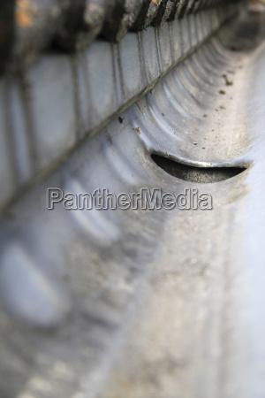 gutters detail