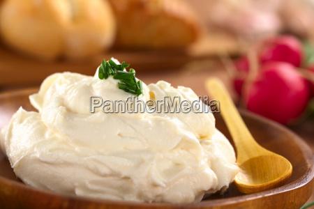 fresh cream cheese