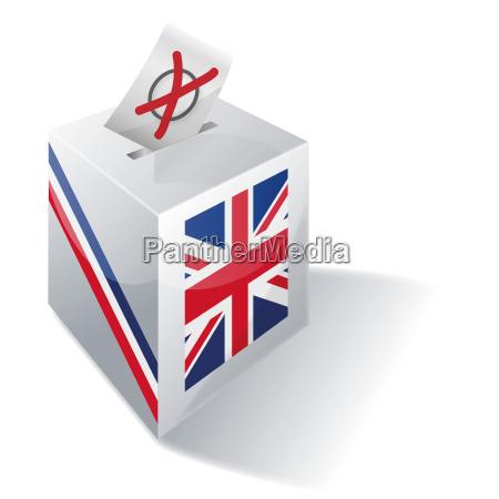 election box uk