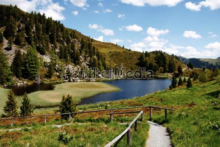 windebensee austria carinthia hohe tauern recreational