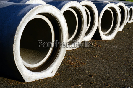 concrete pipes for sewer rehabilitation