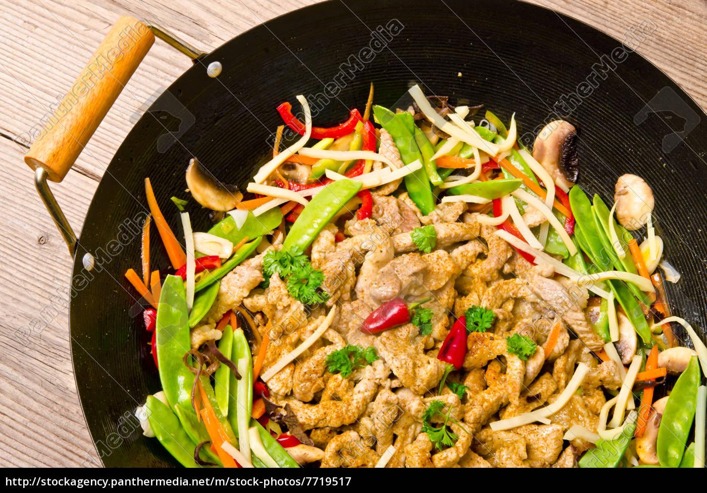 wok, frying, pan - 7719517