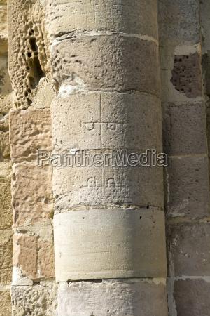 stonecutter marks eunate