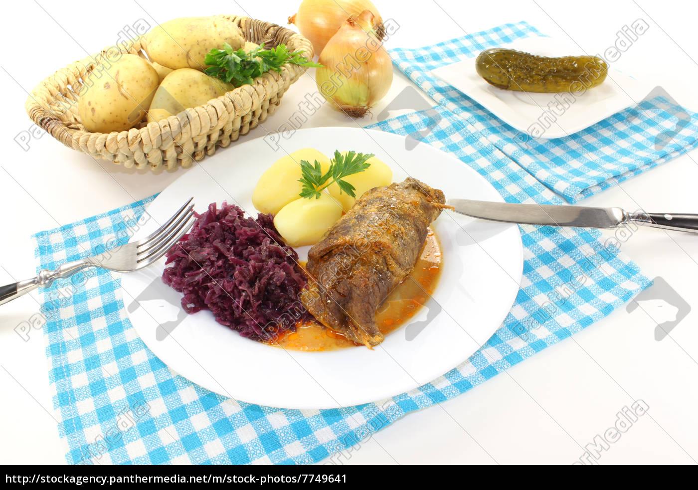 fresh, stuffed, beef, rolls - 7749641