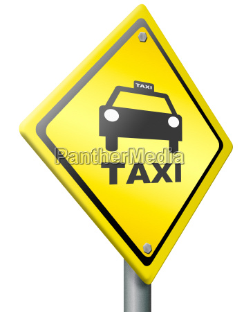 taxi or cab