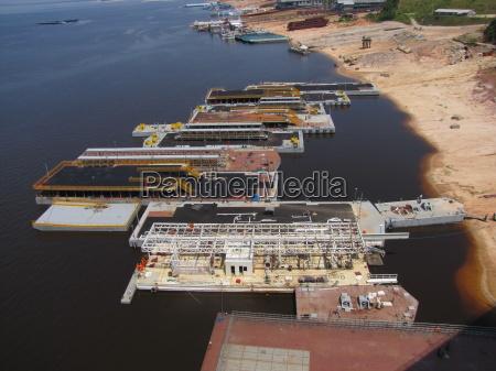 shipyard for oil platforms in manaus