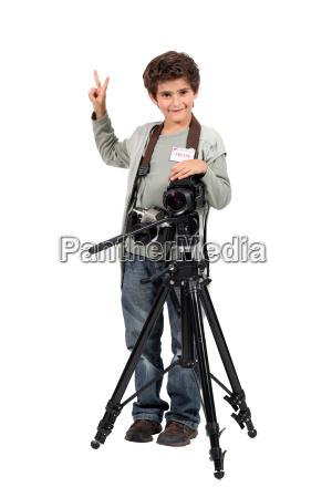 child press photographer