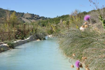 tuscany bagno vignoni