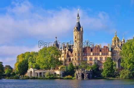 schwerin castle schwerin palace 01