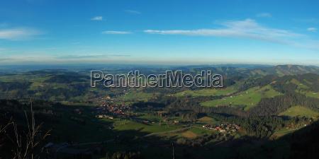 panoramic view from imberg