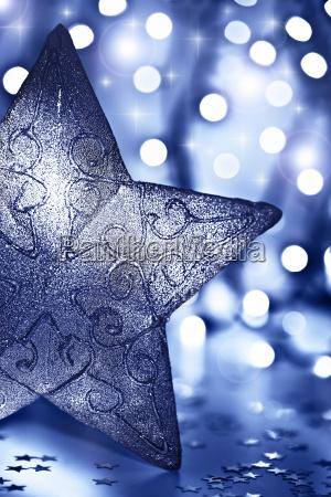 star decoration christmas tree ornament