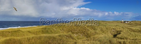 sylt beach holiday