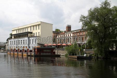 pension havelfloss in brandenburg ad havel