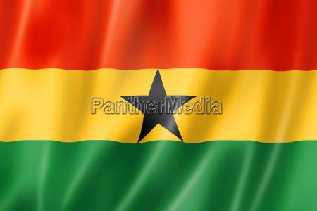 ghanaian flag flag