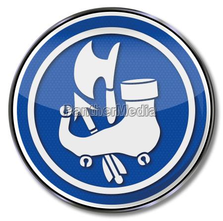 guild sign shoemaker
