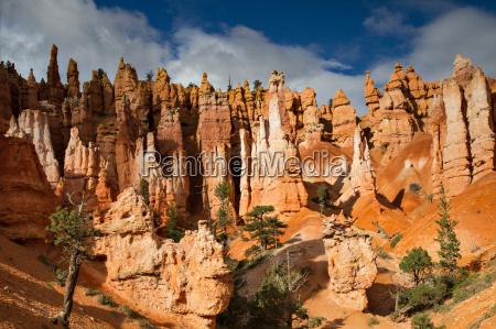 panorama of queens stone garden