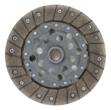 new clutch disc from the modern