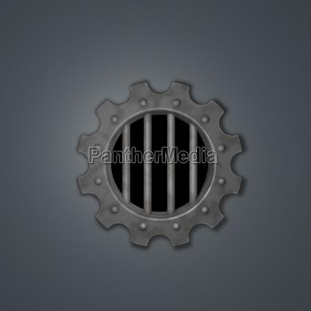 gear grille window