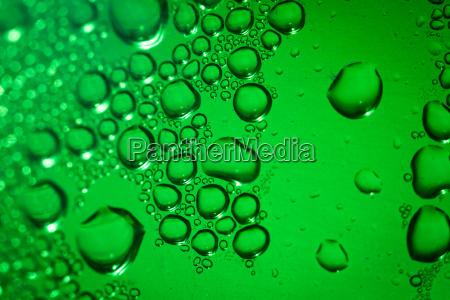 refreshing green watery background