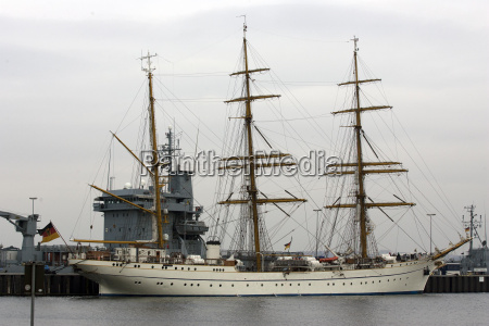 sailing school gorch fock