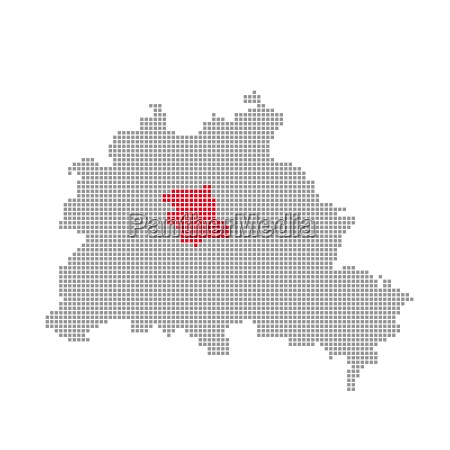 pixel map of berlin districts mitte