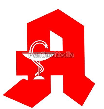 logotipo de la farmacia icono