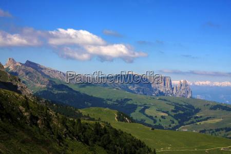 mountains holiday vacation holidays vacations dolomites