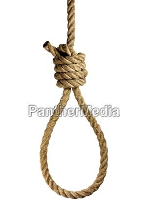 hangman knot