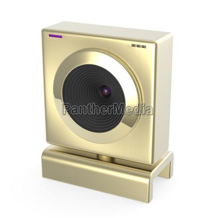 golden web cam