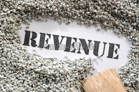 revenue treasure word series