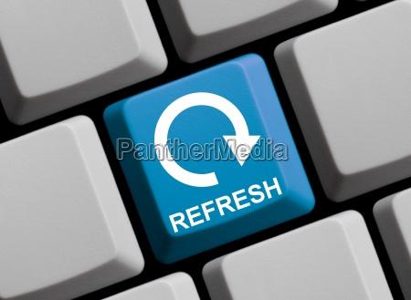 refresh online