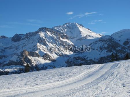 wildstrubel, in, the, winter - 8471301