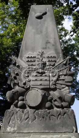 at the garrison cemetery hameln