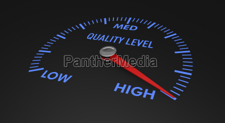 speedometer quality level