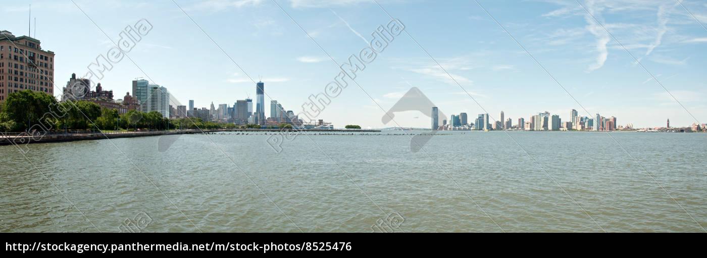 new, york, panorama - 8525476