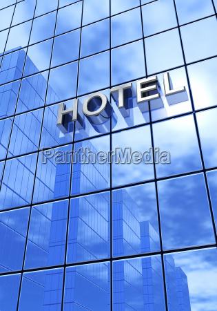 blue facade hotel 2