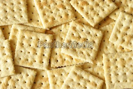 soda crackers background