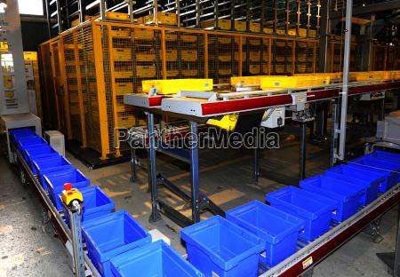 storage warehousing material handling picking warehouse