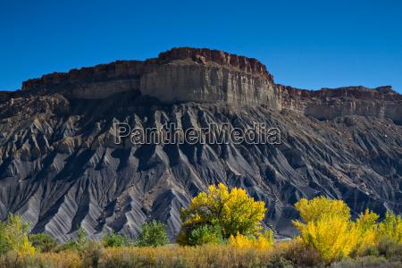 black mesa rock