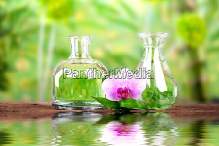 natural cosmetics spa