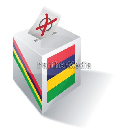 selection box mauritius