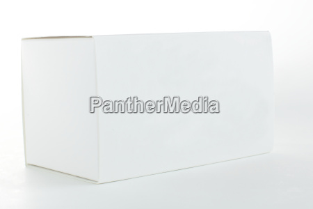 papper pack on white background