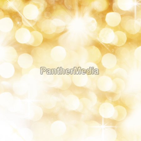 background with lights and sparkles