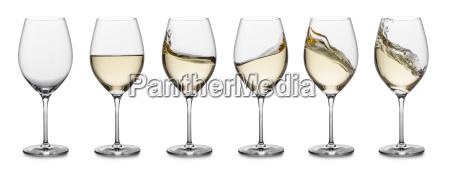 white wine splash collection