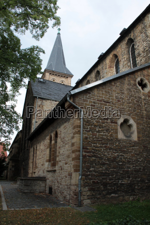sankt sylvestrikirche in wernigerode