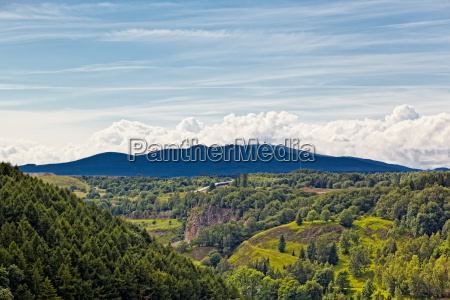 ruebeland harz views to brocken