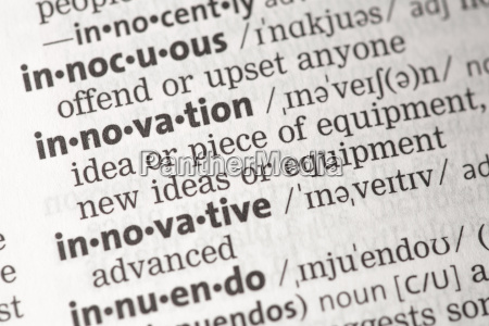 innovation definition in the dictionary