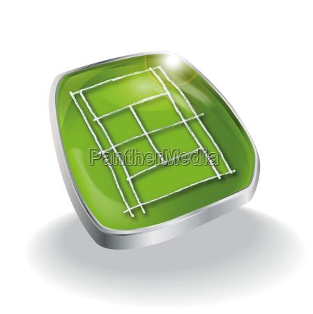 grass and tennis court