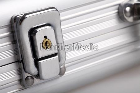 metal suitcase lock
