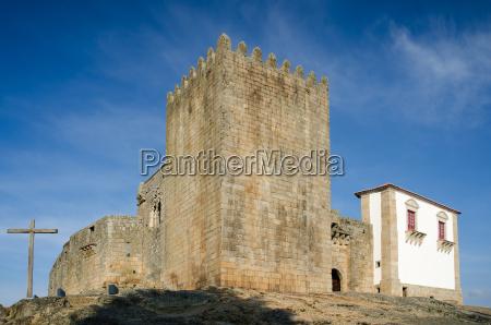 belmonte castle in portugal